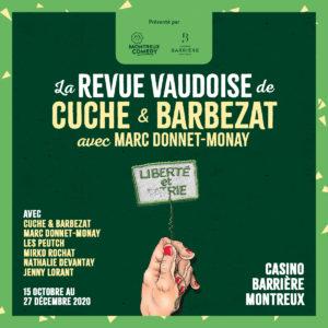 Revue vaudoise de Cuche & Barbezat 2020